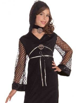 Darling of Darkness Girls Halloween Costume