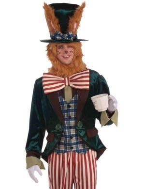 March Hare Men's Tea Party Costume