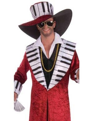 Piano Playa Men's Pimp Costume