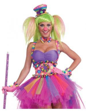 Tutu Lulu Women's Sexy Clown Costume
