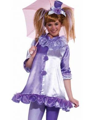 Violet The Clown Teen Girls Costume