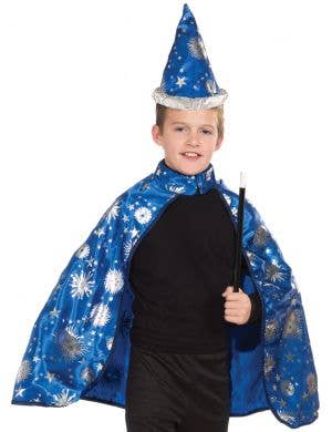 Little Wizard Boys Fancy Dress Costume