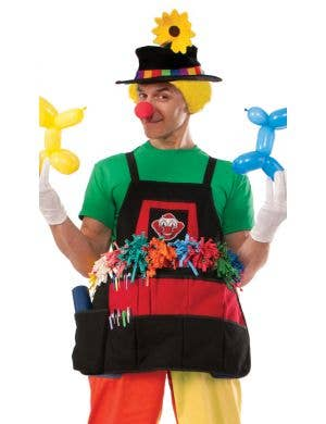 Clown Adult's Balloon Apron Costume  Accessory