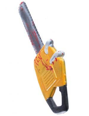 Gore Decor Small Bloody Chainsaw Halloween Accessory