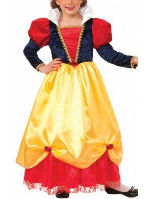 Woodland Princess Deluxe Girls Costume