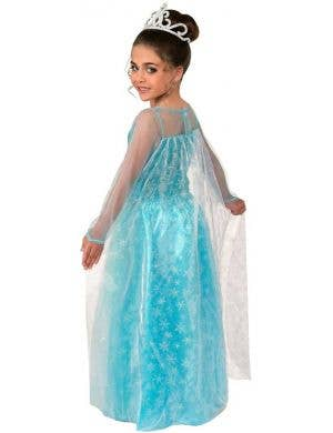 Frozen - Snow Queen Elsa Girls Costume