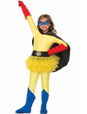 Superhero Girls Yellow Tutu Costume Accessory