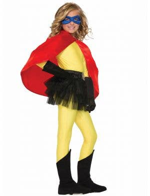 Superhero Girls Black Tutu Costume Accessory