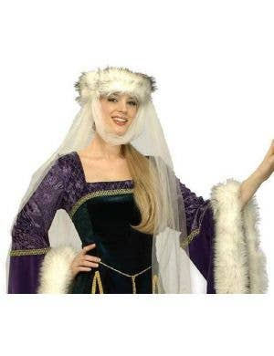 Medieval Lady Deluxe Women's Costume