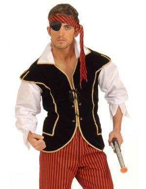 First Mate Men's Pirate Costume