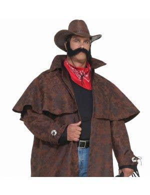 Big Tex Men's Plus Size Western Costume Jacket