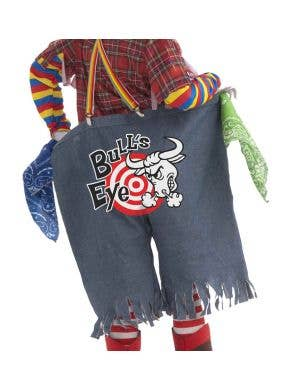 Rodeo Clown Boys Circus Costume