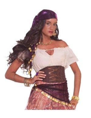 Madame Mystique Women's Gypsy Costume