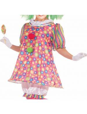 Tickles The Clown Plus Size Women's Costume