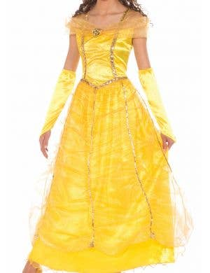 Golden Princess Women's Belle Costume