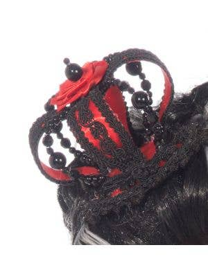 Evil Queen Mini Costume Crown