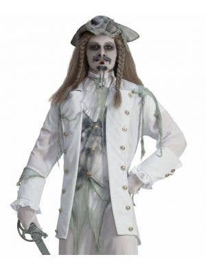 Ghost Captain Men's Halloween Costume