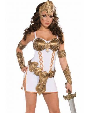 Warrior Woman Deluxe Gladiator Costume