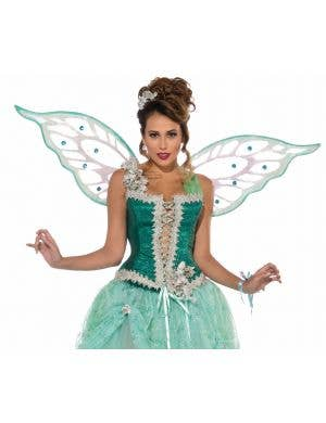 Emerald Fairy Deluxe Women's Costume