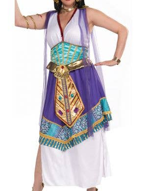 Lotus Cleopatra Plus Size Women's Costume