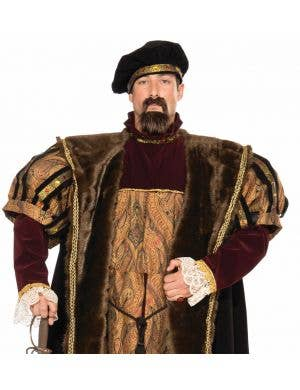 Henry the VIII Deluxe Men's Costume