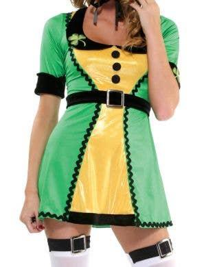 Lucky Charm Women's Sexy Irish Costume