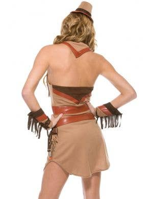 Wrangler Women's Sexy Cowgirl Costume