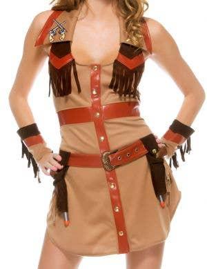 Wrangler Women's Sexy Cowgirl Costume