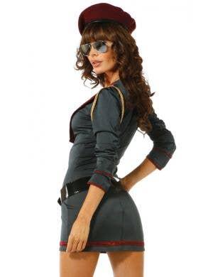 Danger Zone Women's Military Costume