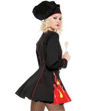 Spicy Dish Sexy Women's Chef Costume