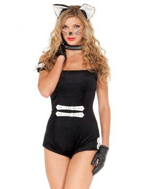 Purr and Scratch Sexy Kitty Costume