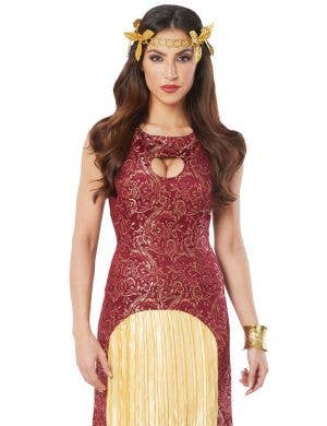 Noble Lady Medieval Women's Fancy Dress Costume