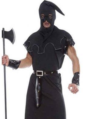 Malicious Medieval Executioner Men's Costume
