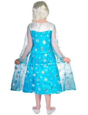 Elsa Girls Frozen Costume