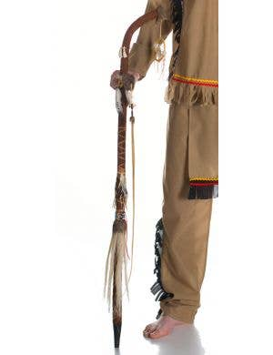 American Indian Shaman Deluxe Replica Prayer Stick