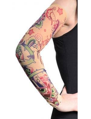 Tattoo Costume Sleeve Accessory - Peace