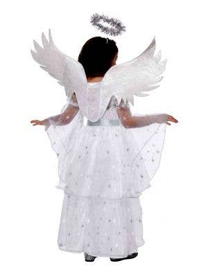 Starlight Angel Toddler Girls Christmas Costume