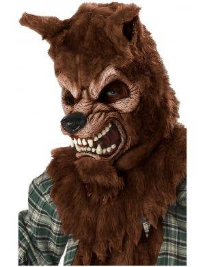 Howling at the Moon Boys Brown Werewolf Costume