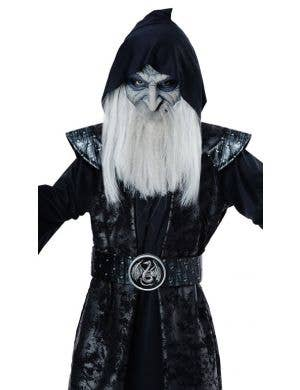 Dark Wizard Boys Halloween Fancy Dress Costume