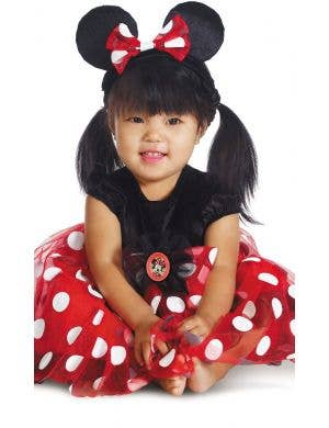 Minnie Mouse Infant Girl's Disney Baby Fancy Dress Costume