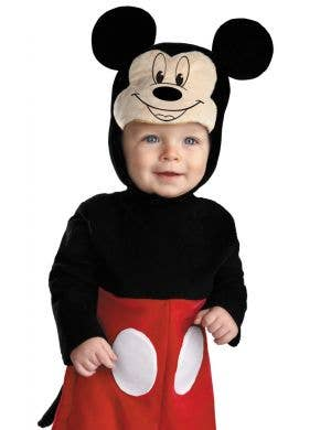 Mickey Mouse Infant Boy's Disney Baby Jumpsuit Costume