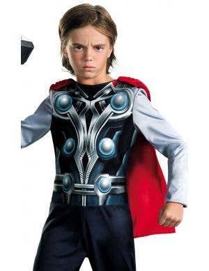 Avengers Assemble - Boys Thor Superhero Costume