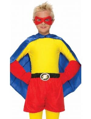 Rogue Red Kid's Superhero Boxer Shorts Accessory