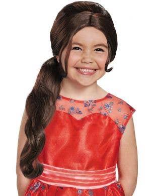 Elena of Avalor Disney Princess Girls Wig