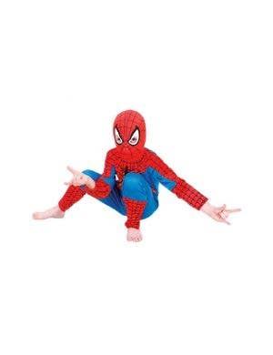 Spiderman Web Spinner Boys Superhero Costume