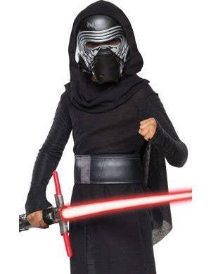 Kylo Ren Boys Star Wars The Force Awakens Costume