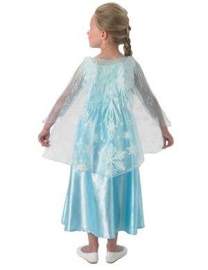 Queen Elsa Girls Light Up Musical Frozen Disney Book Week Costume