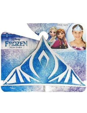 Frozen Princess Elsa Fabric Tiara Costume Accessory