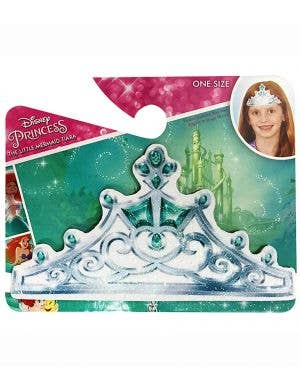 Disney Princess Ariel Fabric Tiara Costume Accessory