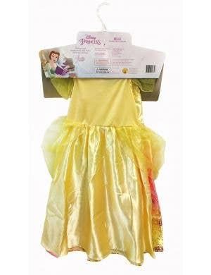 Belle Girls Disney Princess Fancy Dress Costume